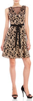 Jessica Simpson Mesh Party Dress