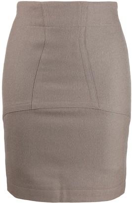 Alaïa Pre-Owned 1990's Skirt