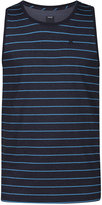 Hurley Men's Dri Fit Lago Stripe Tank Top
