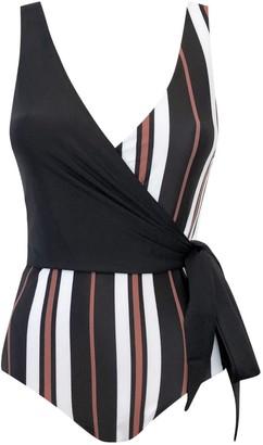 Baiia Xanthorr Reversible Wrapsuit