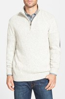Rodd & Gunn 'Salisbury' Quarter Zip Sweater