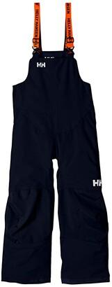 Helly Hansen Kids Rider 2 Insulator Bib (Toddler/Little Kids/Big Kids) (Navy) Boy's Casual Pants