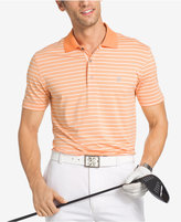 Izod Men's Fairway Striped Polo