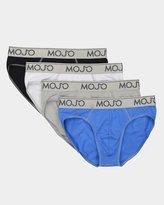 Mojo Basic Briefs 4 Pack