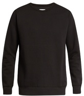 Adidas Originals By Wings + Horns Crew-neck Bonded Cotton-jersey Sweater