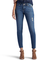 Lee Midrise Ankle Jeans