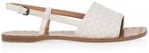 Bottega Veneta Intrecciato Open Toe Sandals