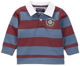 Andy & Evan Rugby Sweatshirt (Baby Boys 9-24M)
