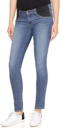 Paige Women's Maternity Verdugo Ultra Skinny with Elastic Insets