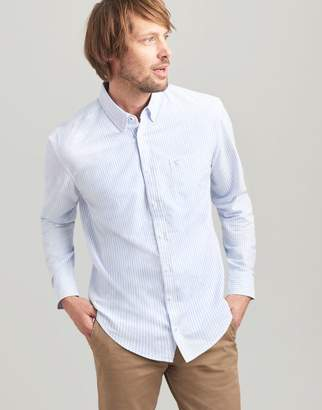 Joules The Laundered Oxford Slim Fit Long Sleeve Shirt