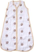 Aden Anais aden and anais aden by aden + anais - Safari Friends - 100% Cotton Muslin Sleeping Bag - Large