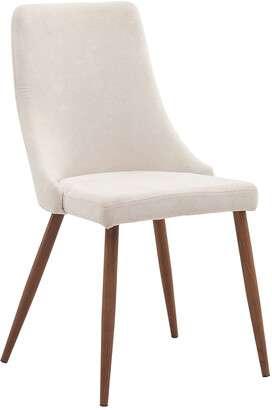 Worldwide Homefurnishings Set Of 2 Worldwide Home Furnishings Cora Side Chair