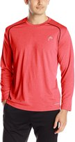 Head Men's Long Sleeve Performance Contender T-Shirt