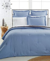 Charter Club CLOSEOUT!Charter Club Damask Bedding Collection, 500 Thread Count 100% Pima Cotton, Created for Macy's