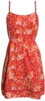 Aeropostale Floral Woven Dress