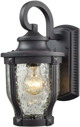 Artistic Home & Lighting Milford 1-Light Outdoor Wall Sconce