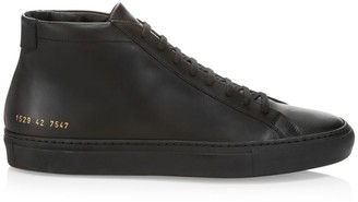 Common Projects Men's Original Achilles Mid-Top Sneakers
