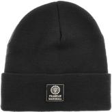 Franklin & Marshall Franklin Marshall Logo Beanie Hat Black