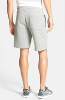 Topman Quilted Shorts