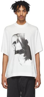 Julius White Graphic T-Shirt