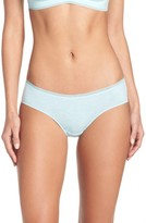 OnGossamer Women's Low Rise Hipster Briefs