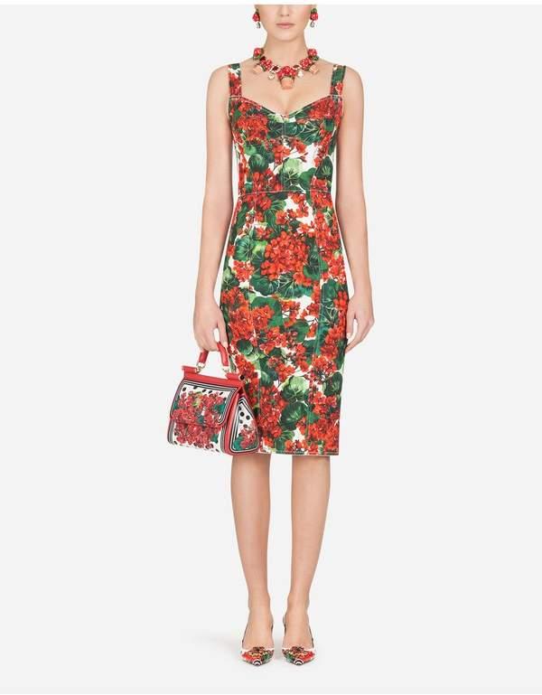 28b6445b Dolce And Gabbana Corset Top - ShopStyle