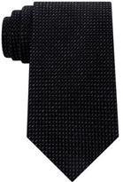 Sean John Men's Diamond Solid Tie