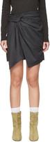 Etoile Isabel Marant Grey Nima Skirt