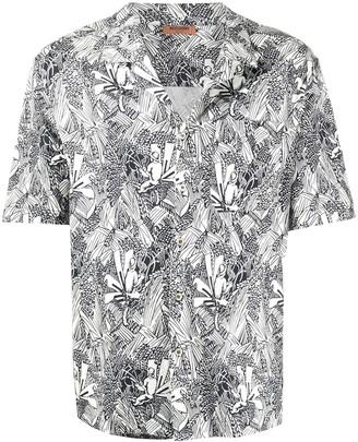 Missoni Abstract Print Short-Sleeve Shirt