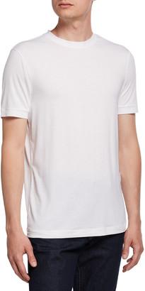 Giorgio Armani Men's Crewneck T-Shirt