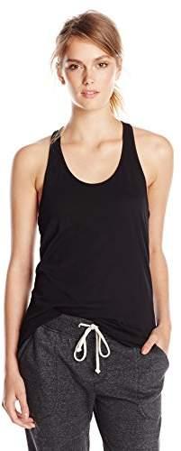 Alternative Apparel Women's Shirttail Tank,Extra