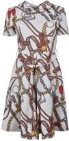 Blugirl Printed Chain Dress