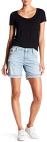 Jag Jeans Henry Boyfriend Distressed Short
