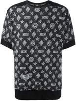 Kokon To Zai monogram T-shirt