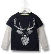 Armani Junior Jersey T-Shirt