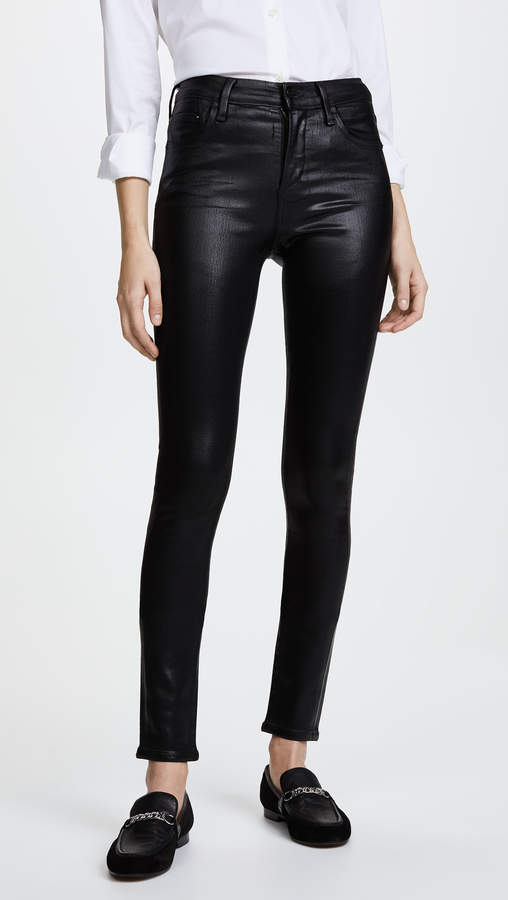 Citizens of Humanity Rocket Leatherette Jeans