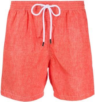Barba Mid-Rise Swimming Shorts