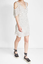 McQ by Alexander McQueen Printed Crepe Dress