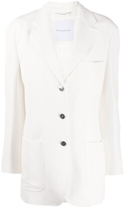 Ermanno Scervino Oversized Jacket