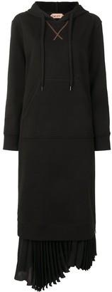 No.21 Long Hooded Dress