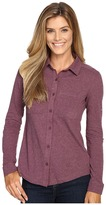 Columbia Saturday Trail Knit Long Sleeve Shirt Women's Long Sleeve Button Up