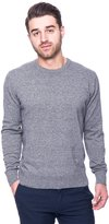Noble Mount Men's 100% Cotton Crew Neck Sweater