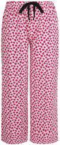 Yours Clothing YoursClothing Plus Size Womens Ladies Pyjama Ladies Pyjama Print Pyjama Bottoms