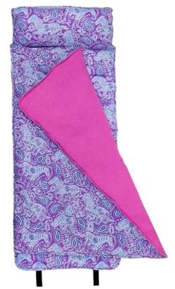 Wildkin Watercolor Ponies Purple Original Nap Mat
