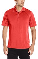 Hanes Men's Sport Heathered Performance Polo