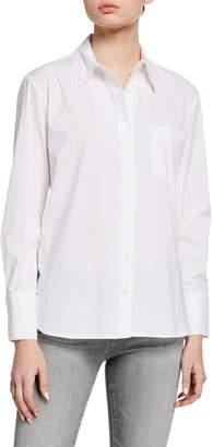 Finley Alicia Solid Button-Down Shirt
