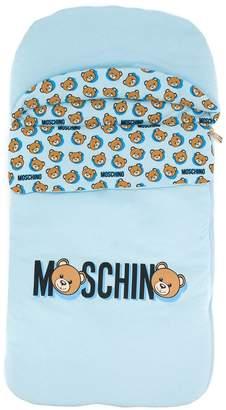 MOSCHINO BAMBINO Bear Print Sleeping Bag
