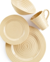 Portmeirion CLOSEOUT! Sophie Conran Biscuit 4-Piece Place Setting