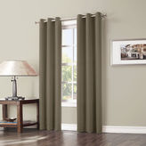 Sun Zero Sun ZeroTM Evan Blackout Grommet-Top Curtain Panel