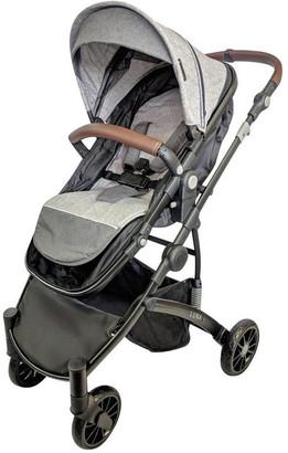 Aussie Baby Luna Stroller - Grey